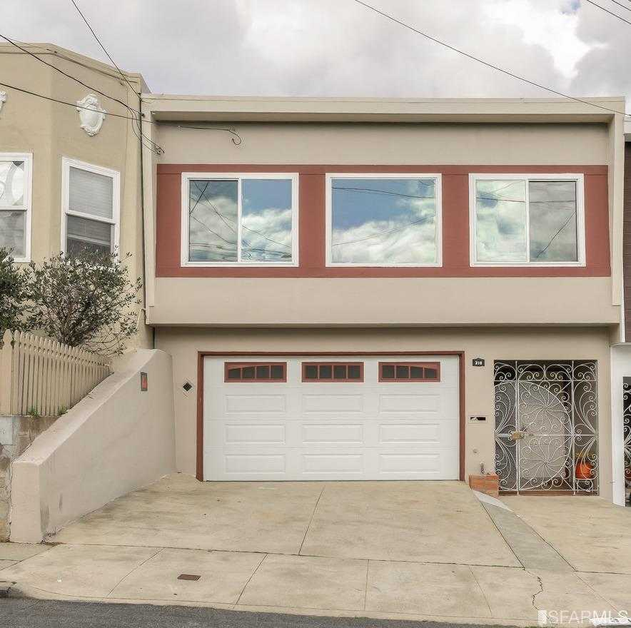 $998,888 - 5Br/4Ba -  for Sale in San Francisco