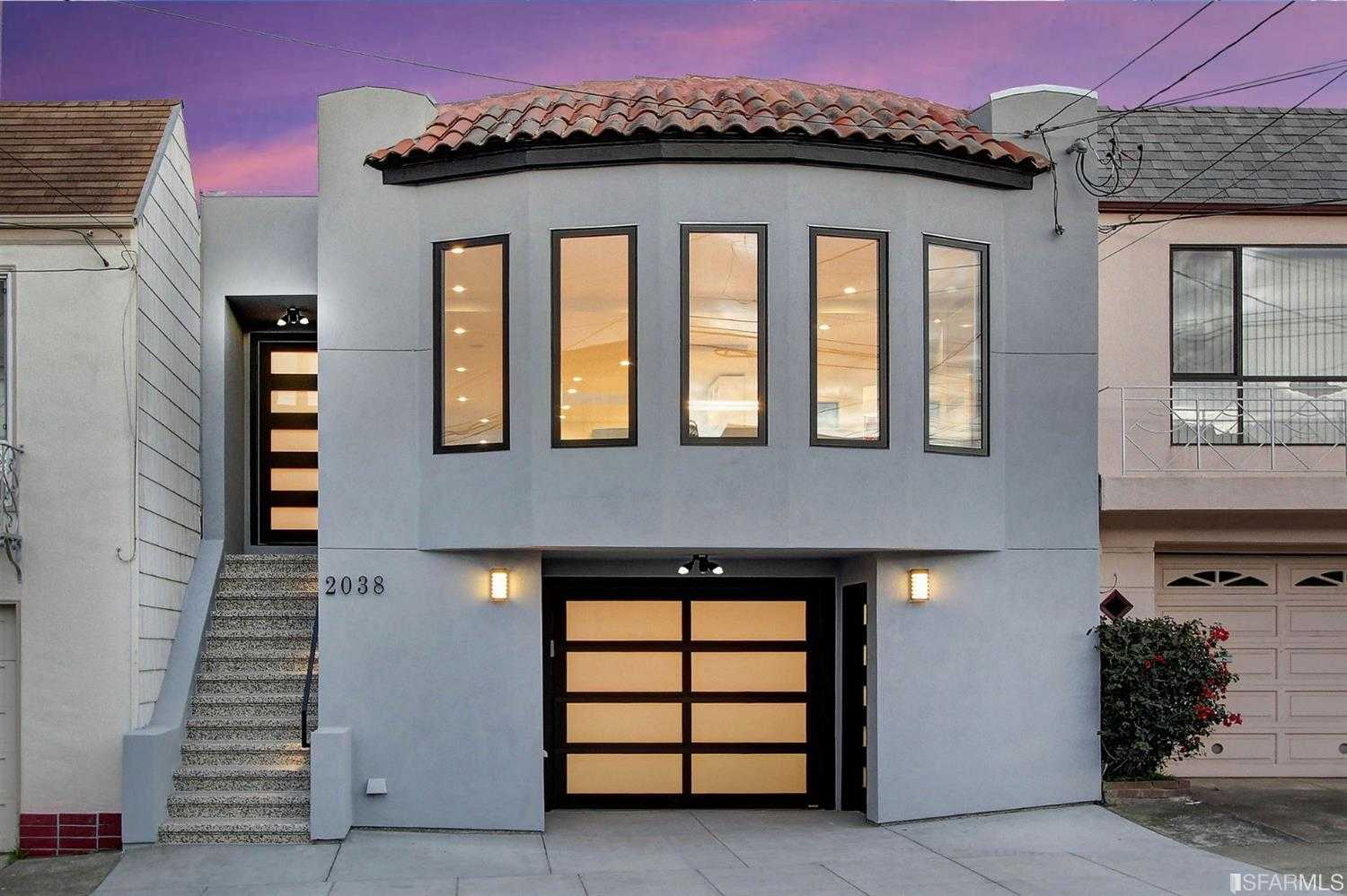 $1,595,000 - 4Br/5Ba -  for Sale in San Francisco