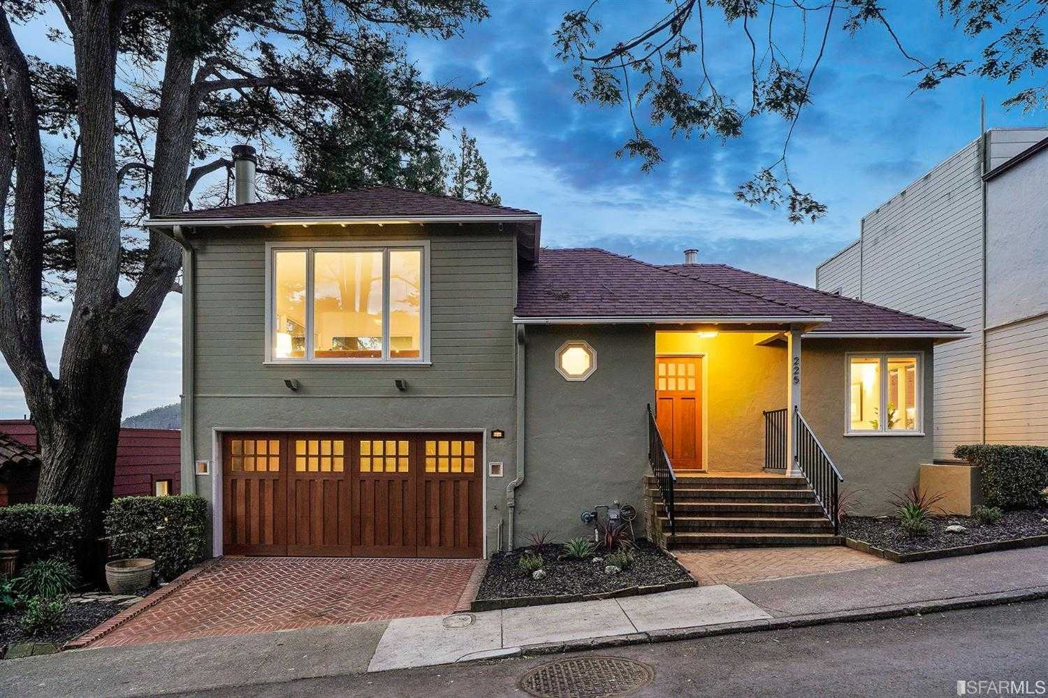 $1,955,000 - 3Br/3Ba -  for Sale in San Francisco