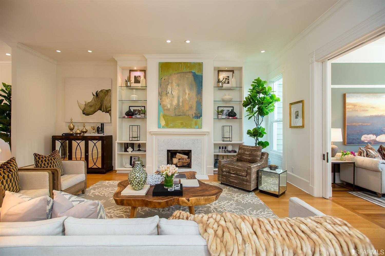 $3,950,000 - 4Br/4Ba -  for Sale in San Francisco