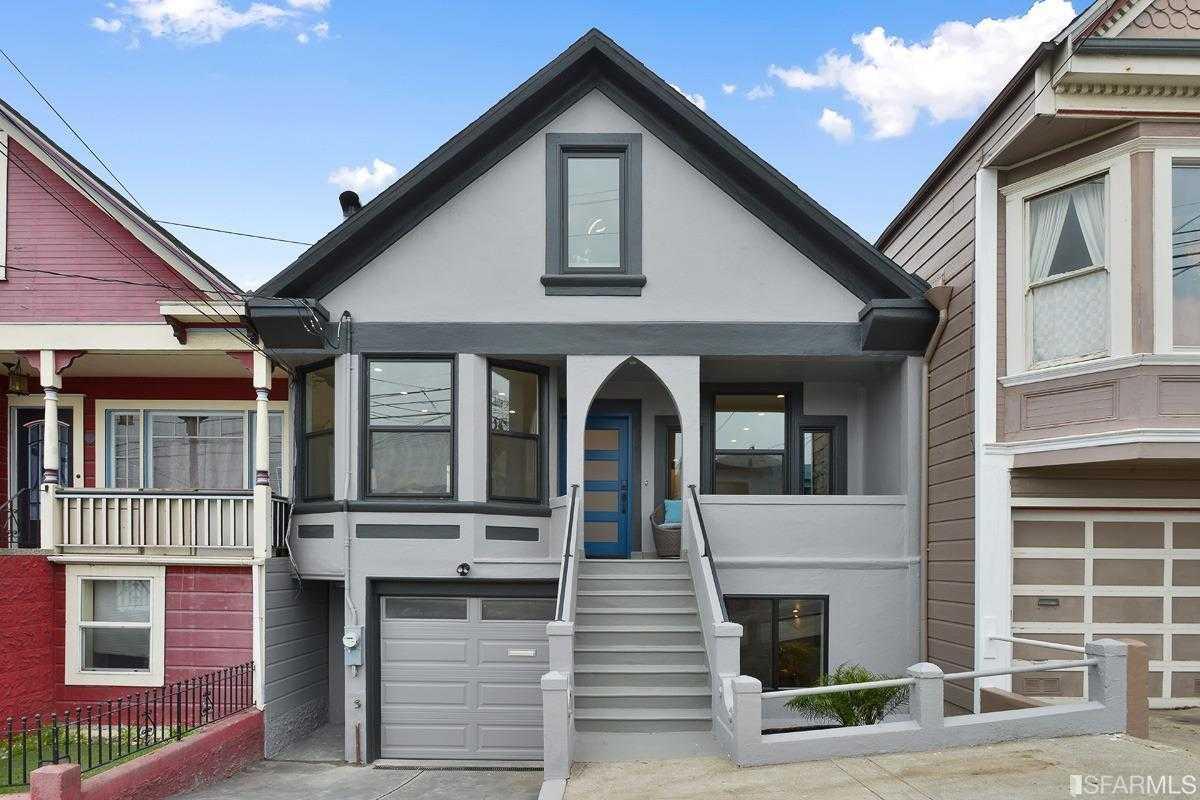 $1,800,000 - 4Br/4Ba -  for Sale in San Francisco