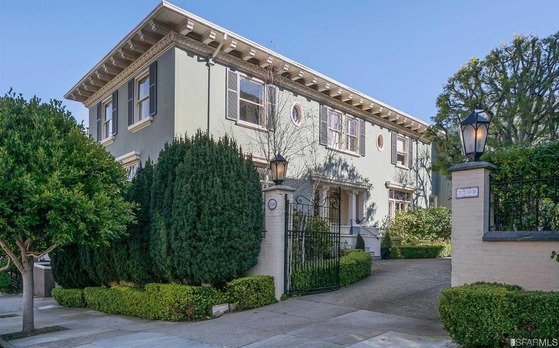 $6,700,000 - 5Br/5Ba -  for Sale in San Francisco