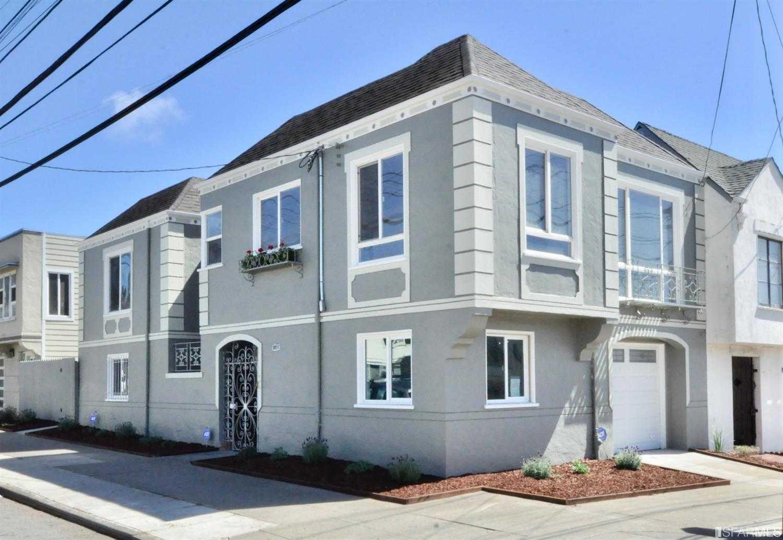$1,498,000 - 4Br/3Ba -  for Sale in San Francisco