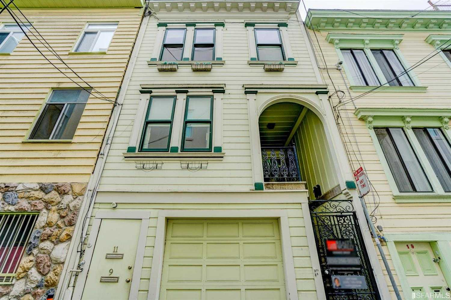 9 Kenneth Rexroth Place San Francisco, CA 94133