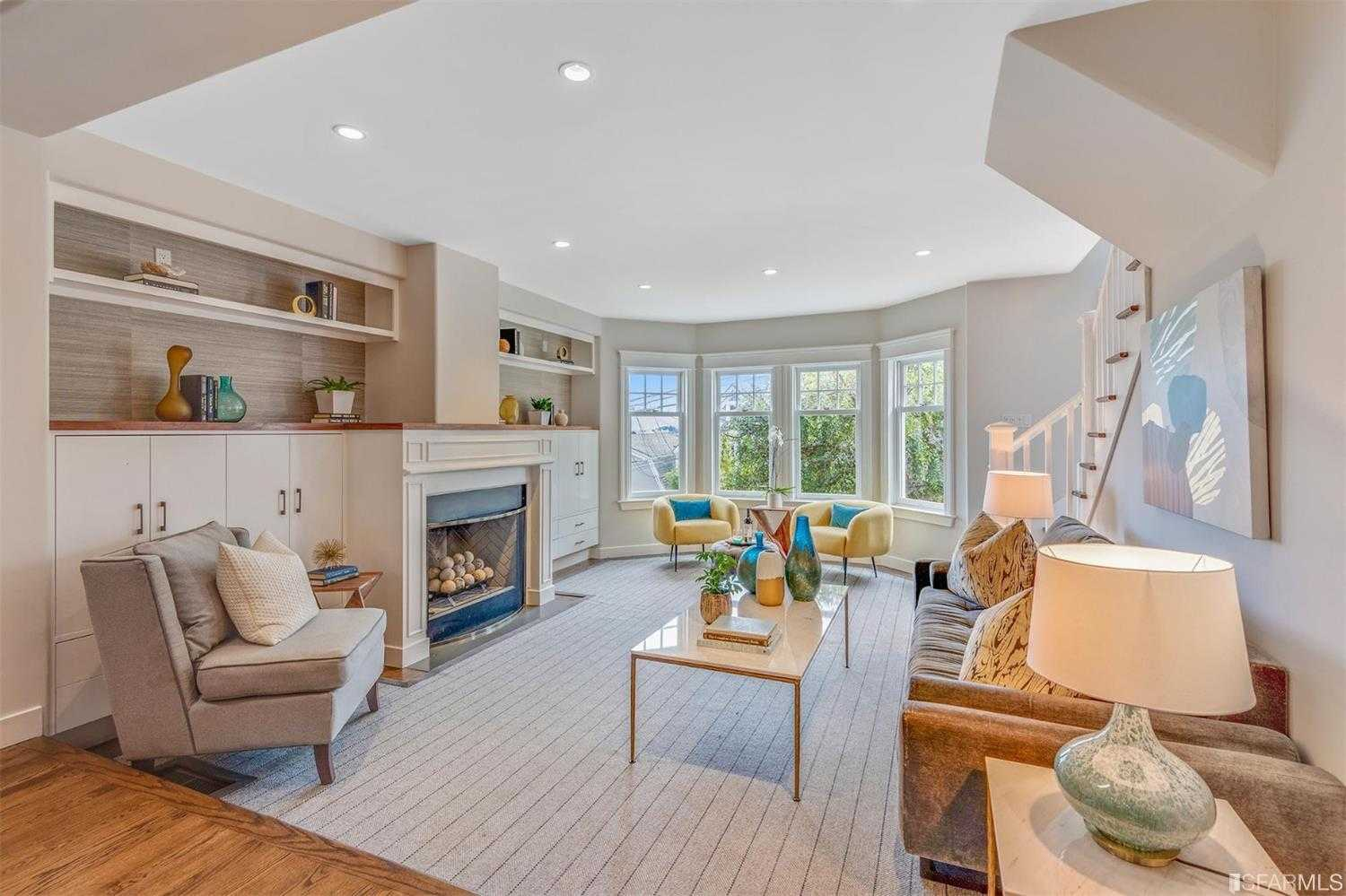 $2,200,000 - 3Br/3Ba -  for Sale in San Francisco