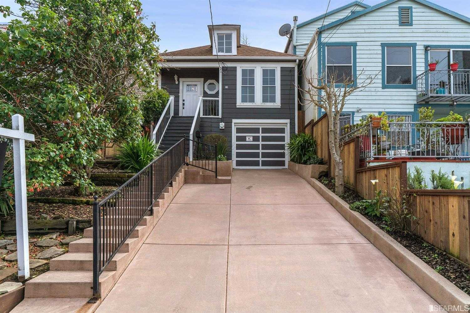 $949,000 - 2Br/1Ba -  for Sale in San Francisco