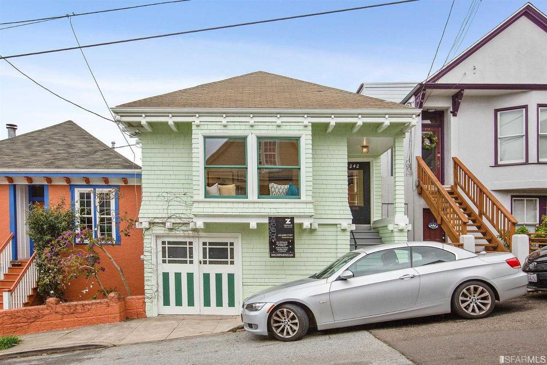 242 Moultrie Street San Francisco, CA 94110