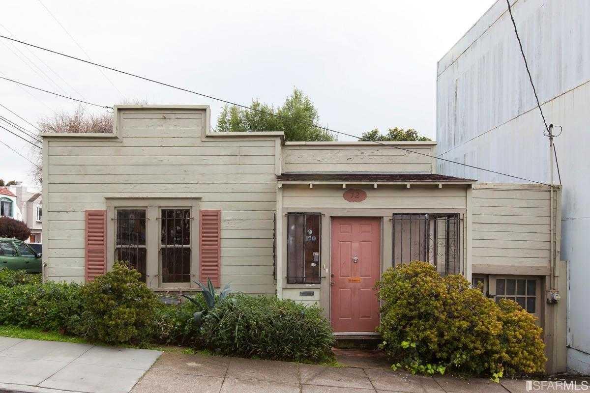 $749,000 - 1Br/1Ba -  for Sale in San Francisco