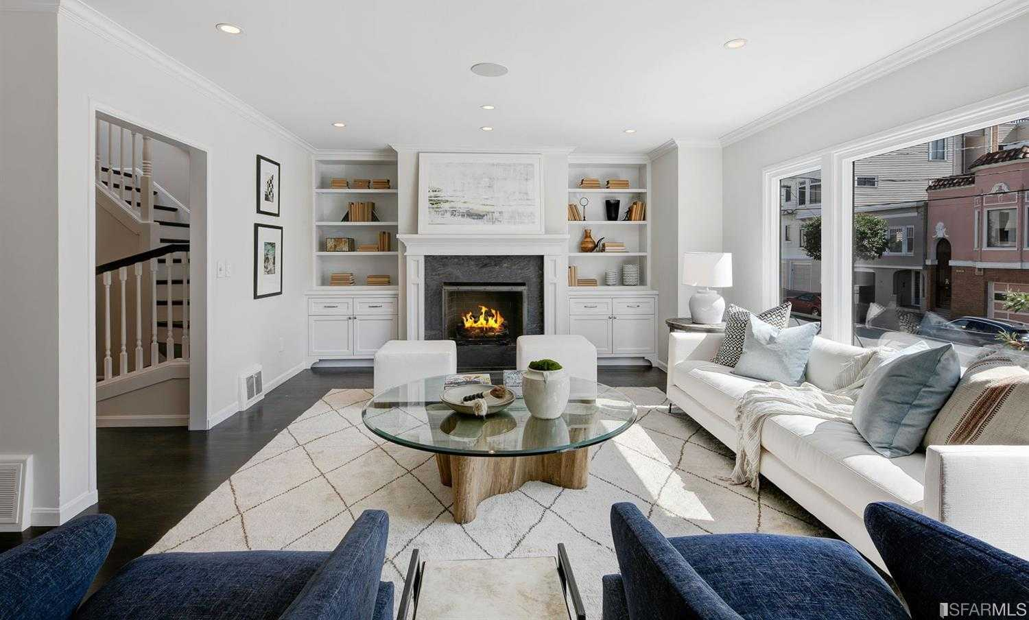 $4,795,000 - 4Br/4Ba -  for Sale in San Francisco