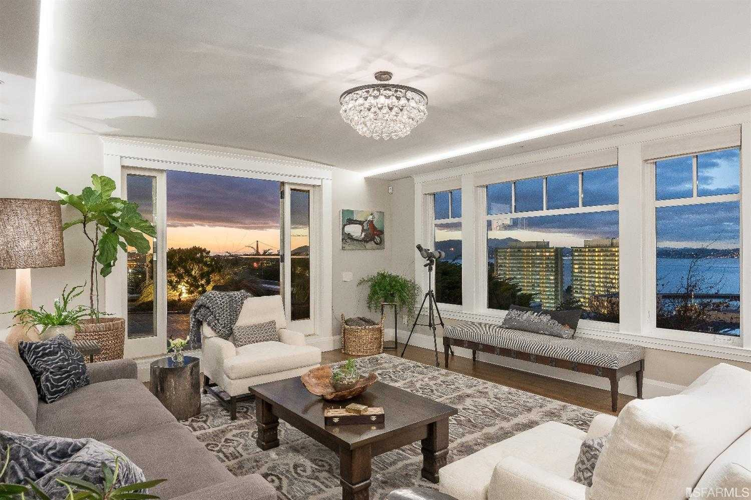 $3,500,000 - 2Br/3Ba -  for Sale in San Francisco