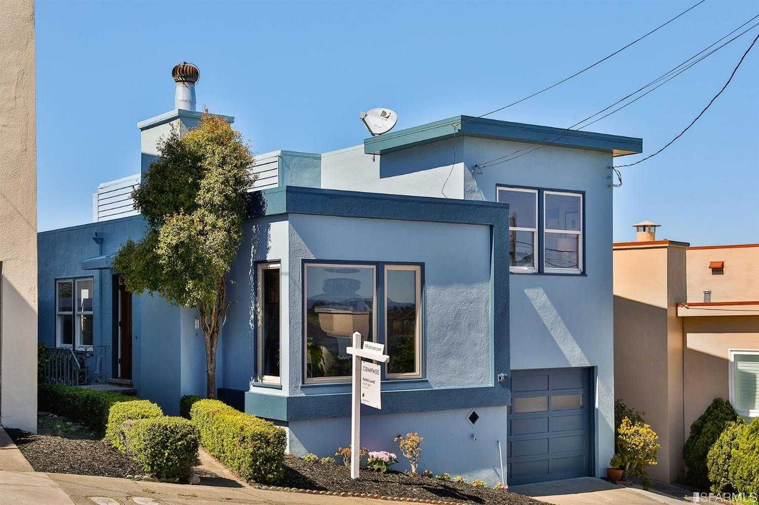 $895,000 - 3Br/1Ba -  for Sale in San Francisco