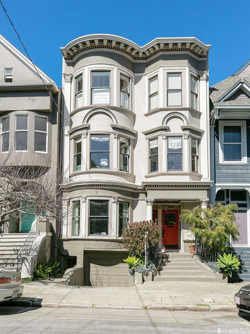 $1,498,000 - 3Br/2Ba -  for Sale in San Francisco