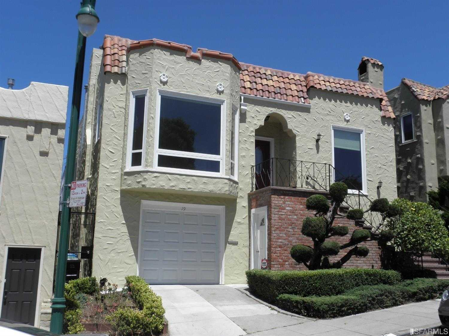 $1,650,000 - 3Br/4Ba -  for Sale in San Francisco