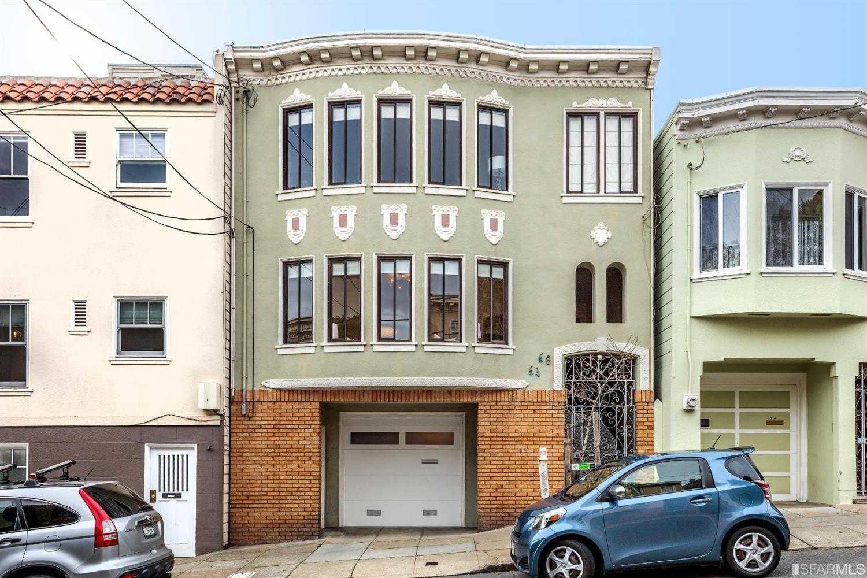 64 Rosemont Place San Francisco, CA 94103