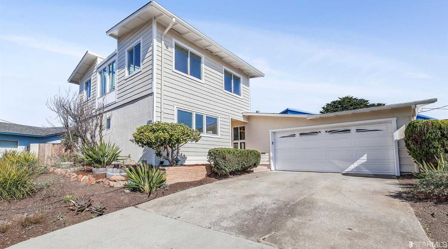 $1,200,000 - 4Br/3Ba -  for Sale in Pacifica