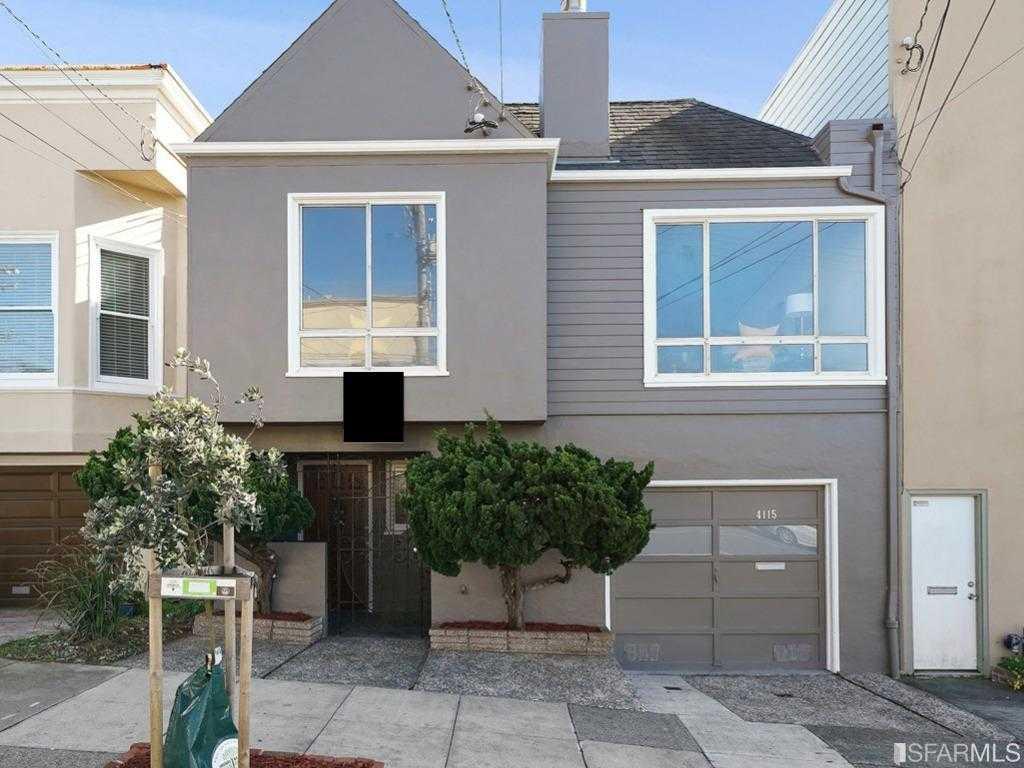 4115 Kirkham St San Francisco, CA 94122