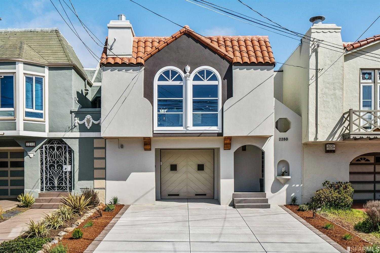 2250 34th Avenue San Francisco, CA 94116