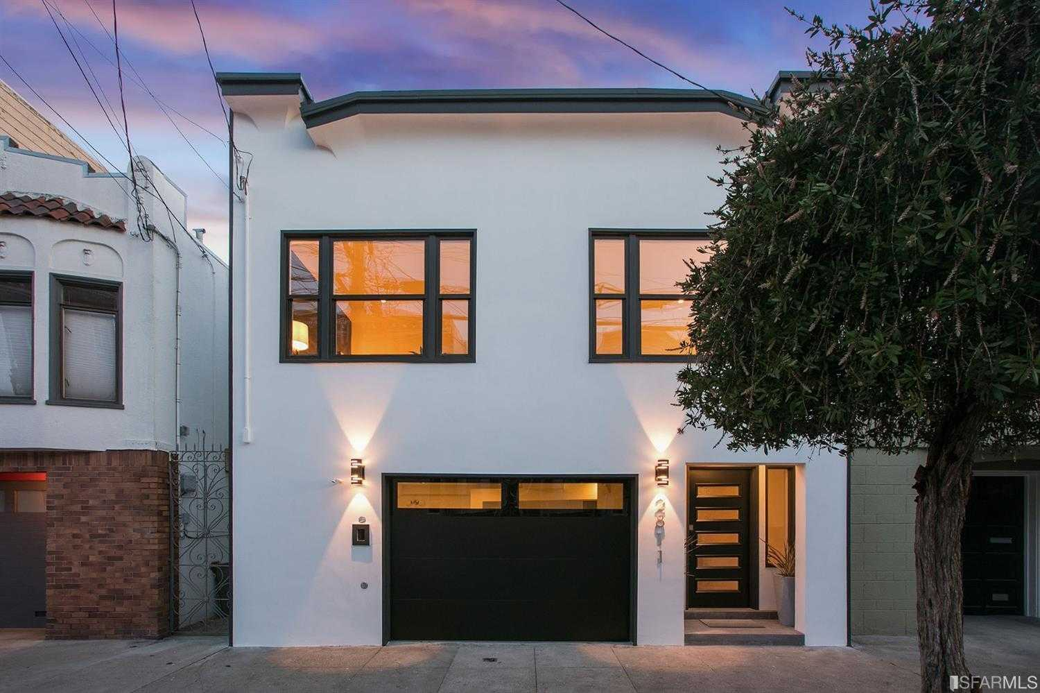 $2,495,000 - 3Br/3Ba -  for Sale in San Francisco
