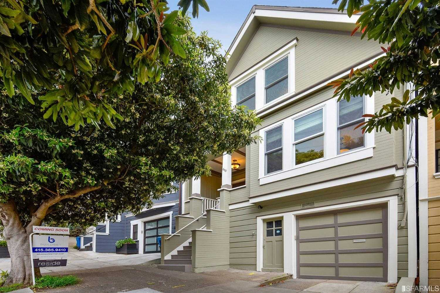 610 29th Street San Francisco, CA 94131
