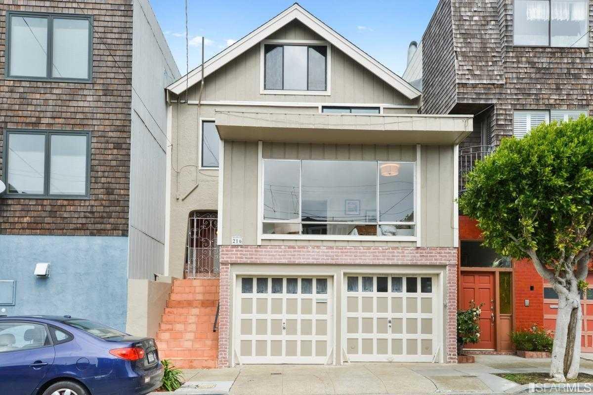 $1,295,000 - 2Br/2Ba -  for Sale in San Francisco