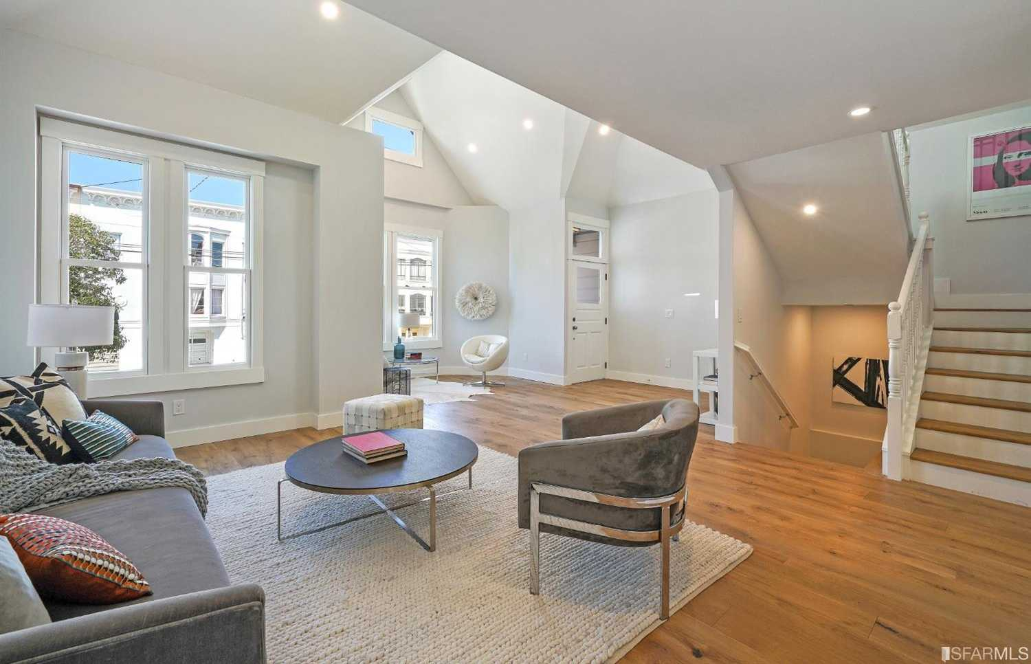 $2,595,000 - 3Br/4Ba -  for Sale in San Francisco