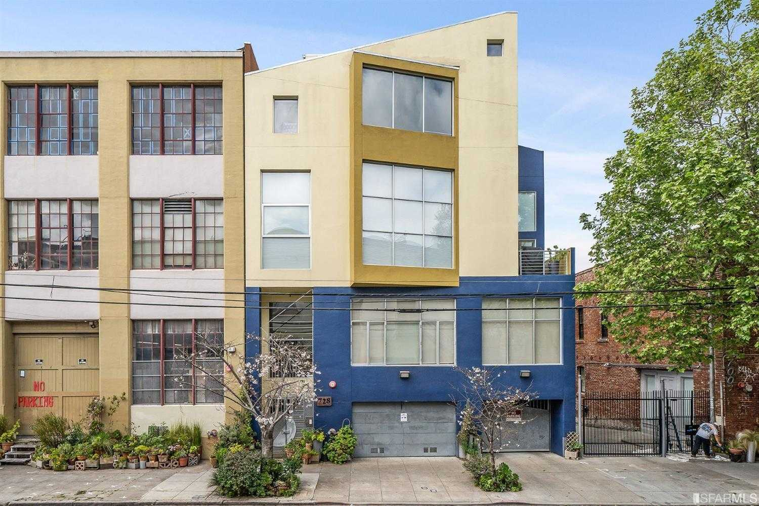 728 Alabama Street Unit 205 San Francisco, CA 94110