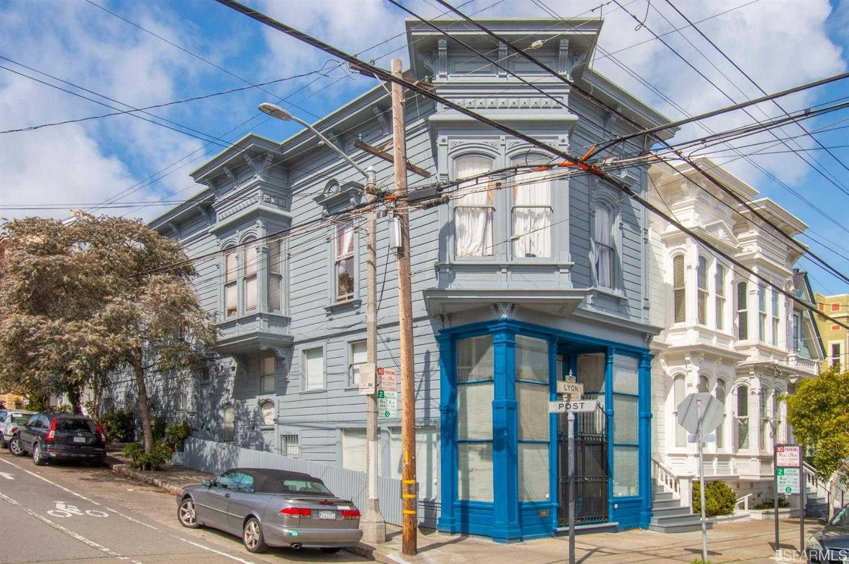 1401 Lyon Street San Francisco, CA 94115