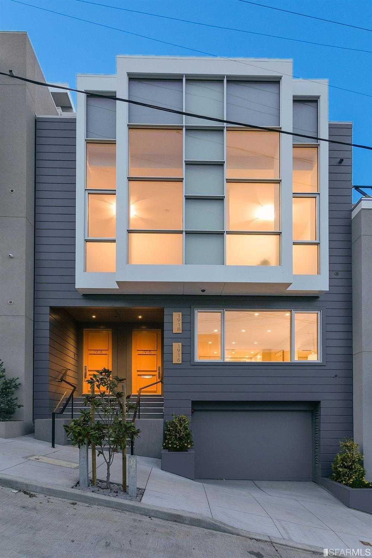$2,295,000 - 3Br/2Ba -  for Sale in San Francisco