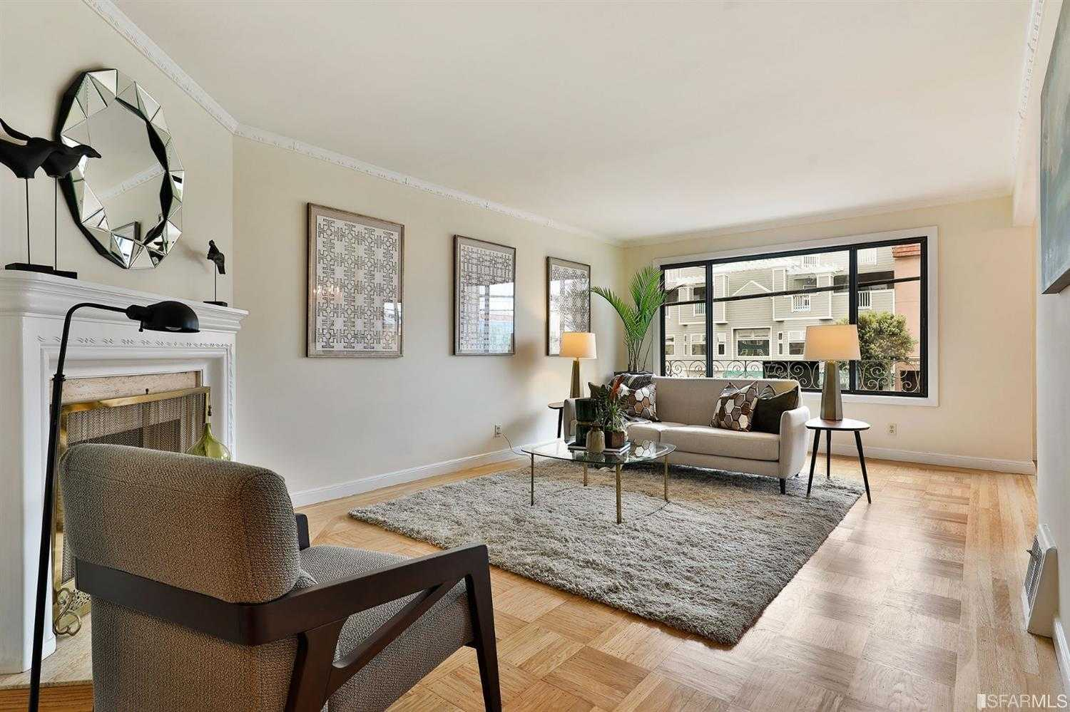 $930,000 - 2Br/1Ba -  for Sale in San Francisco