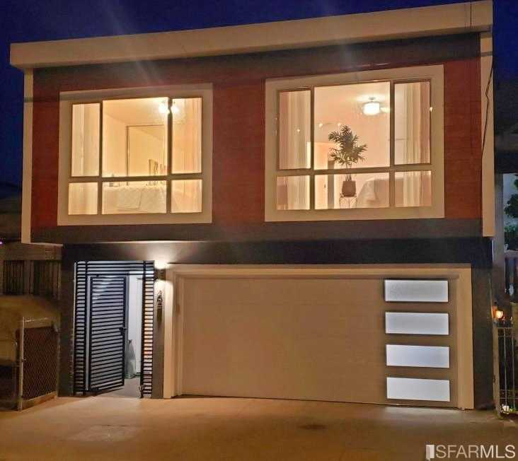 $1,188,000 - 4Br/2Ba -  for Sale in San Francisco