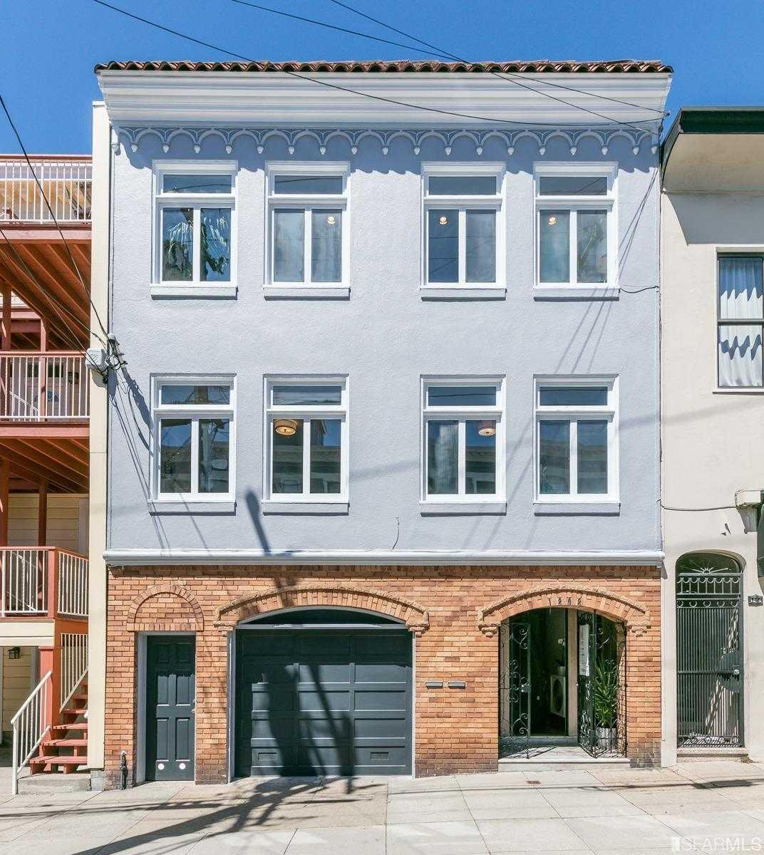 $4,195,000 - 4Br/4Ba -  for Sale in San Francisco