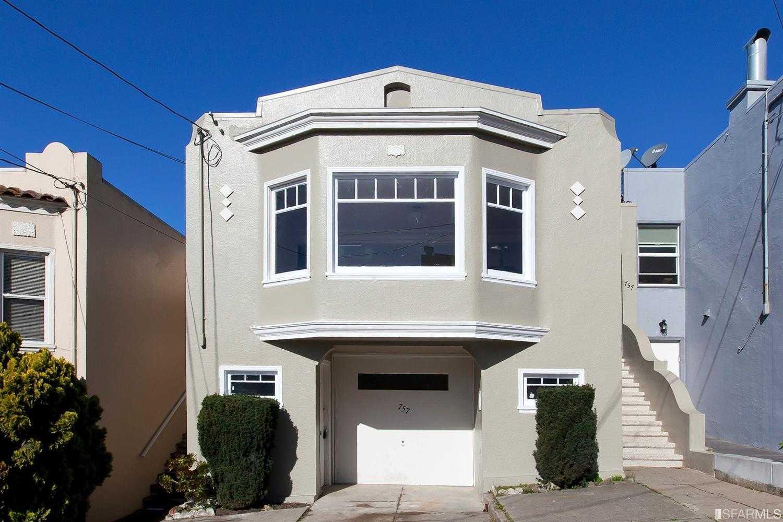 $1,268,000 - 4Br/3Ba -  for Sale in San Francisco