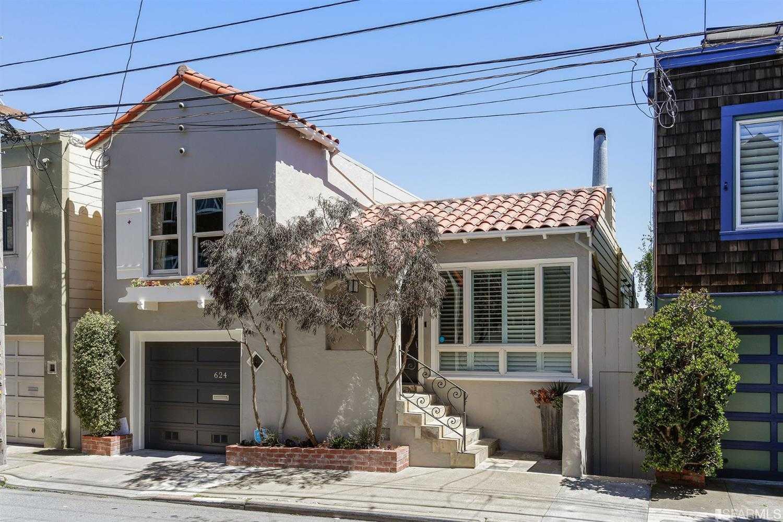 $1,649,000 - 3Br/2Ba -  for Sale in San Francisco