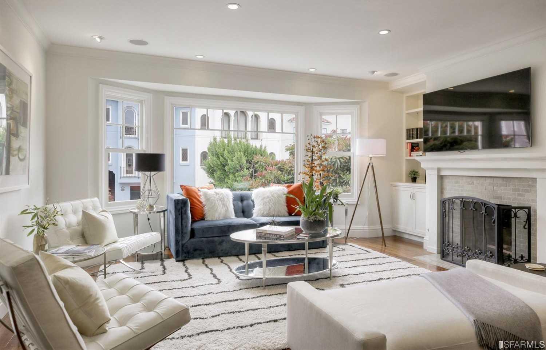 $2,898,000 - 3Br/3Ba -  for Sale in San Francisco