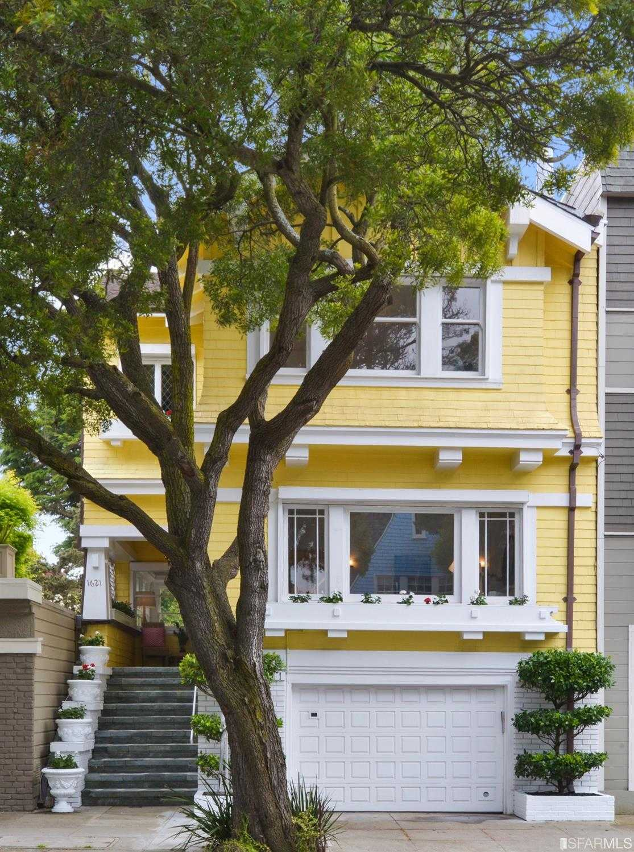 1621 Lake Street San Francisco, CA 94121