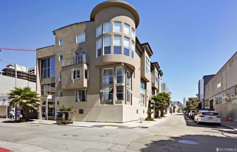 63 Lafayette St Apt 6 San Francisco, CA 94103