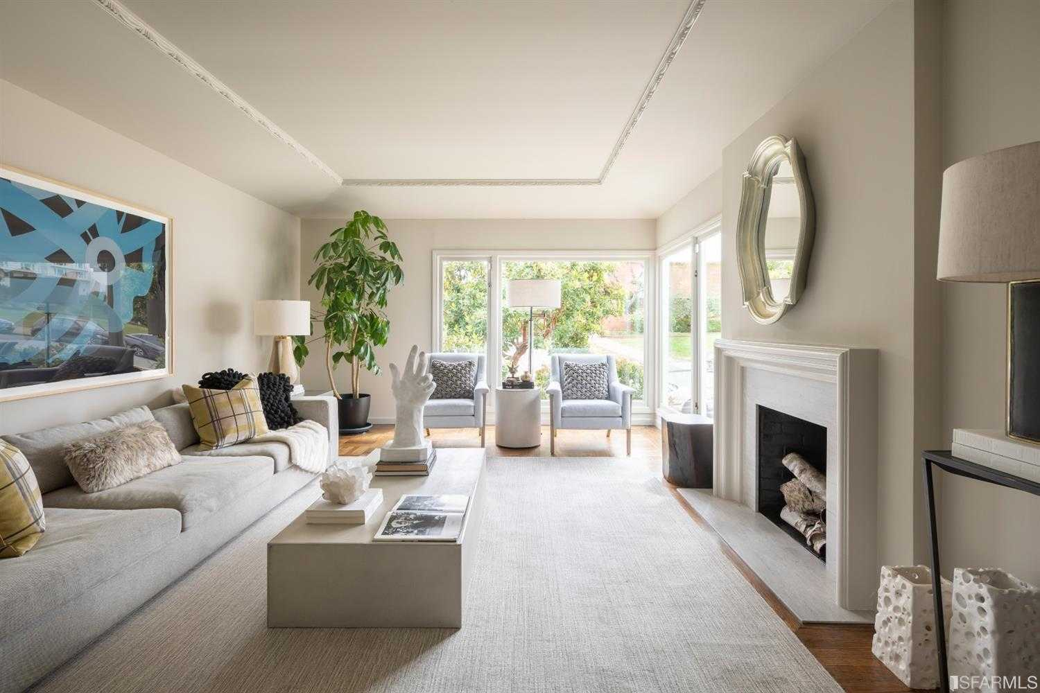 $2,850,000 - 3Br/4Ba -  for Sale in San Francisco