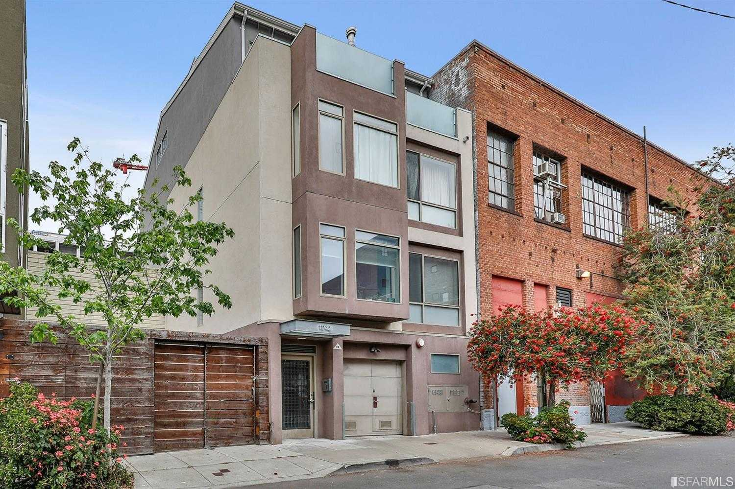 1042 Minna St Unit 2 San Francisco, CA 94103