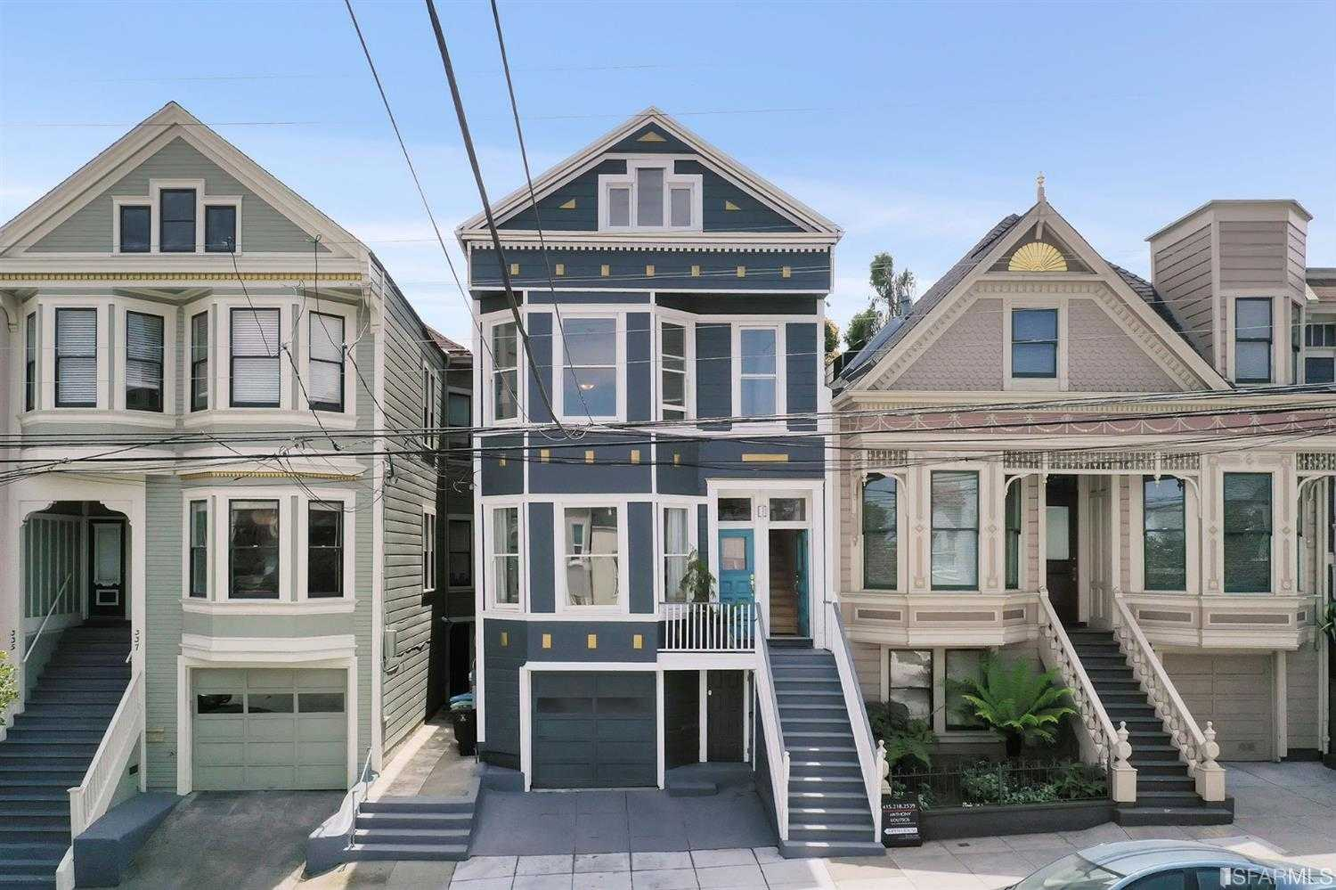 $1,695,000 - 4Br/2Ba -  for Sale in San Francisco