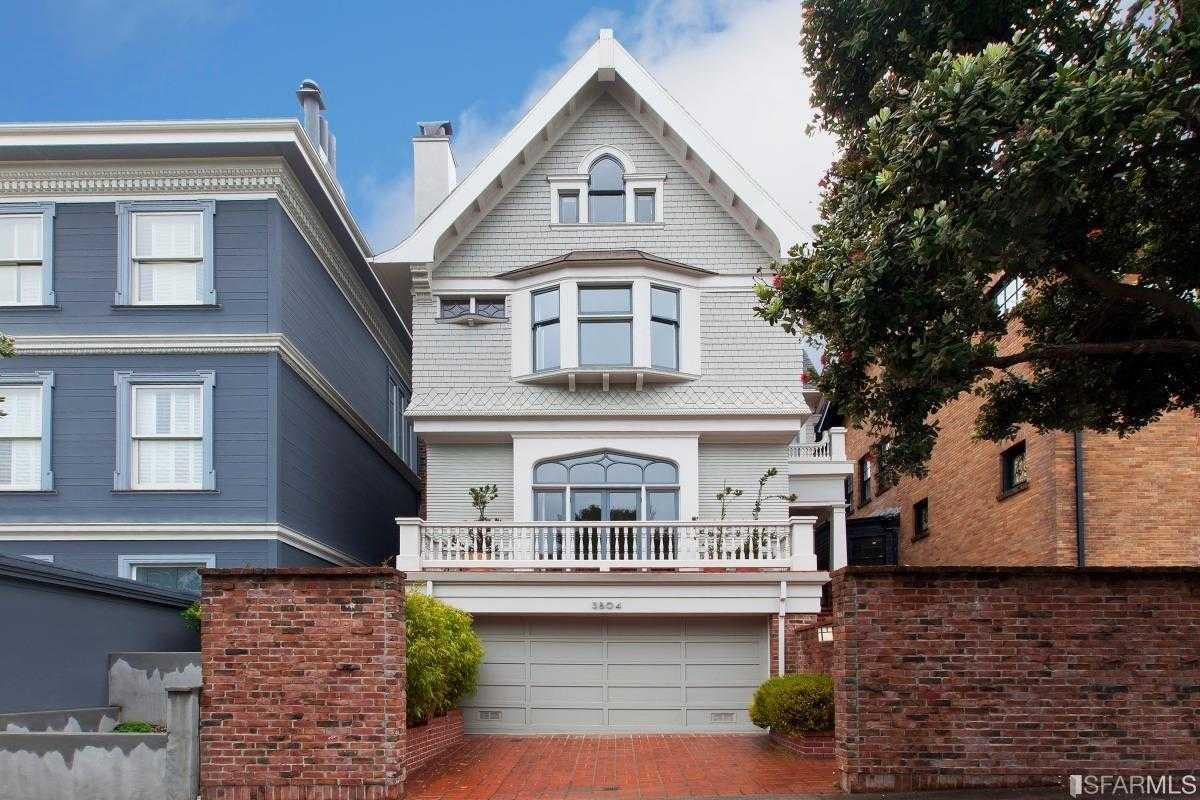 $5,000,000 - 6Br/4Ba -  for Sale in San Francisco