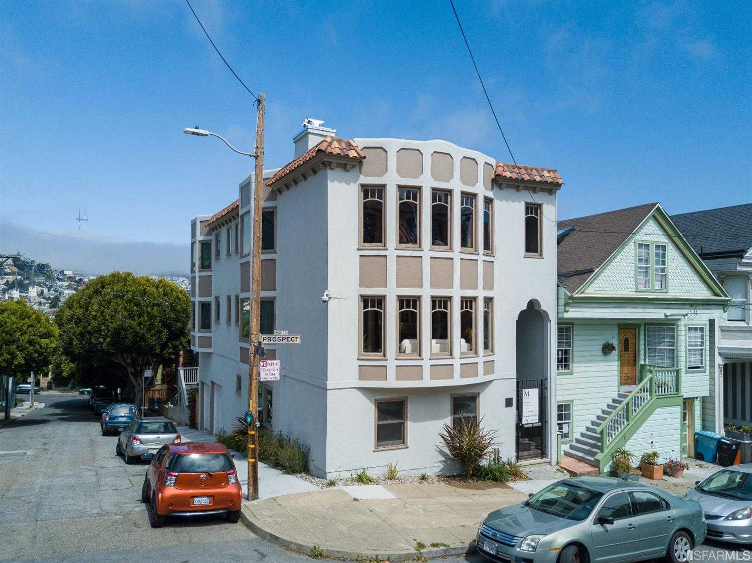 $2,395,000 - 3Br/4Ba -  for Sale in San Francisco
