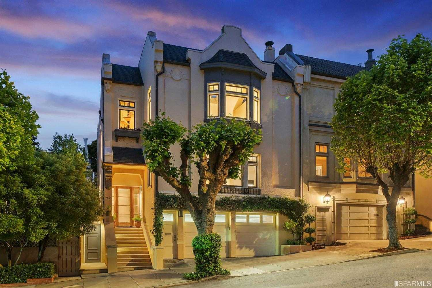 $5,995,000 - 4Br/4Ba -  for Sale in San Francisco
