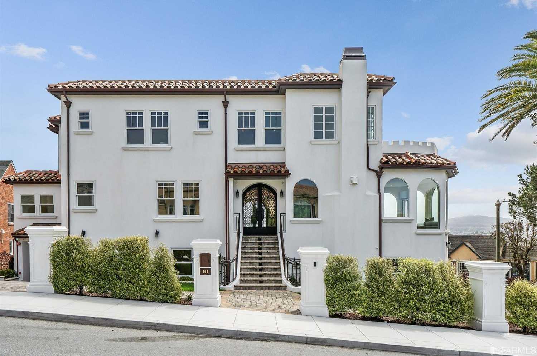 $5,100,000 - 4Br/5Ba -  for Sale in San Francisco