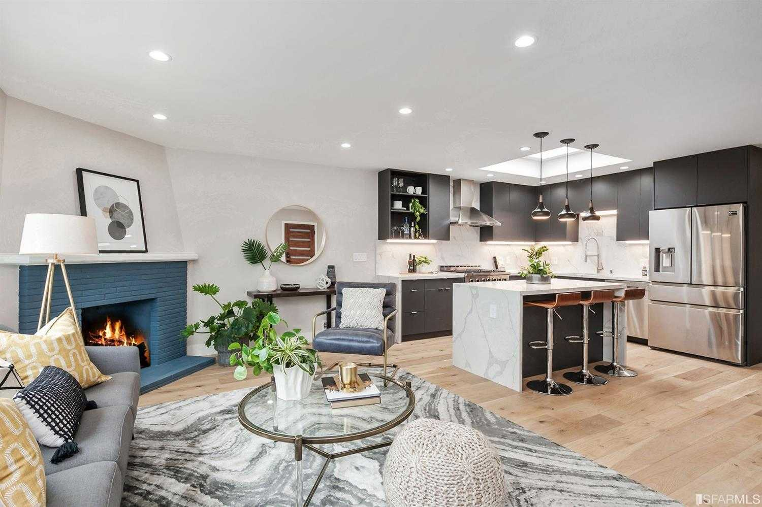 $1,128,000 - 4Br/4Ba -  for Sale in San Francisco