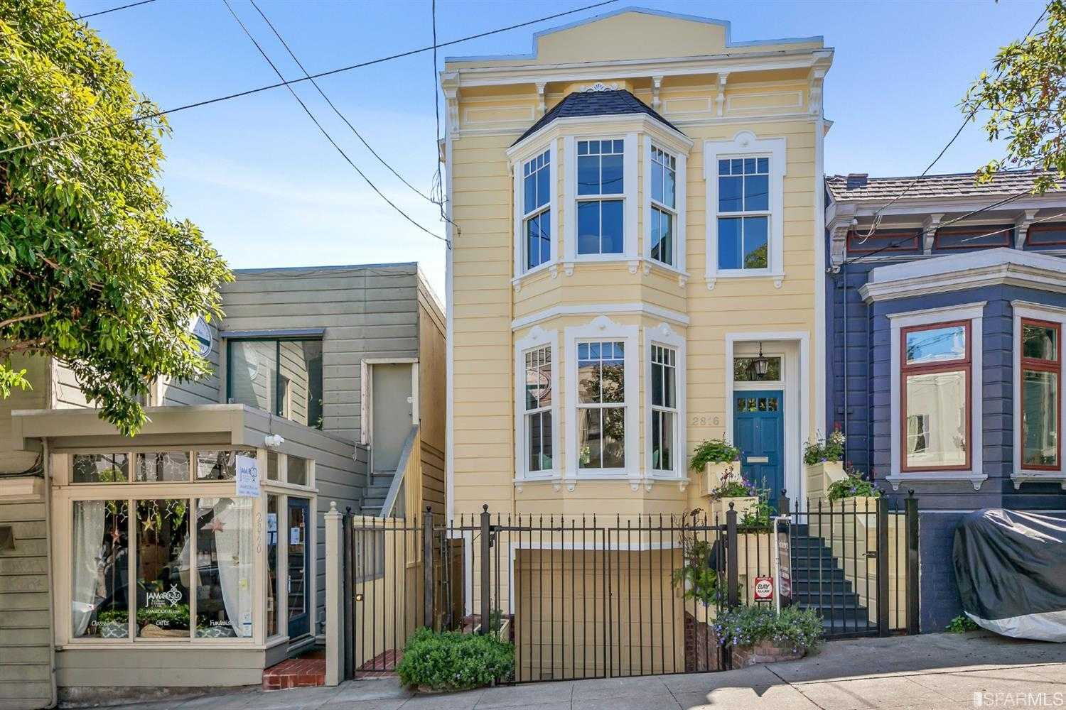 $3,850,000 - 4Br/4Ba -  for Sale in San Francisco