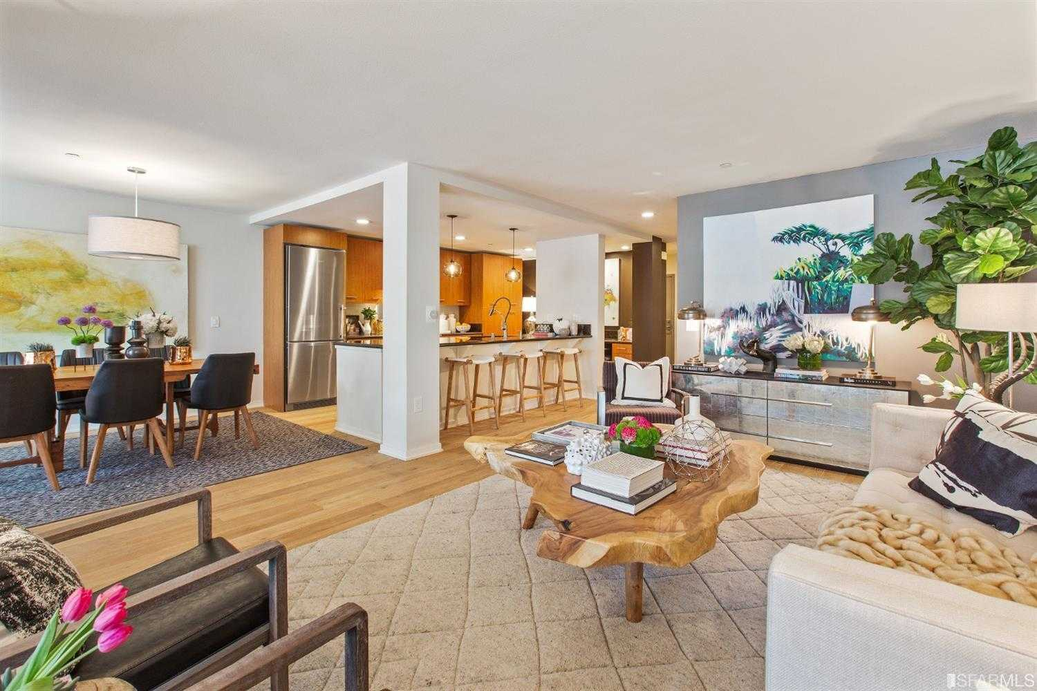 $1,795,000 - 2Br/3Ba -  for Sale in San Francisco