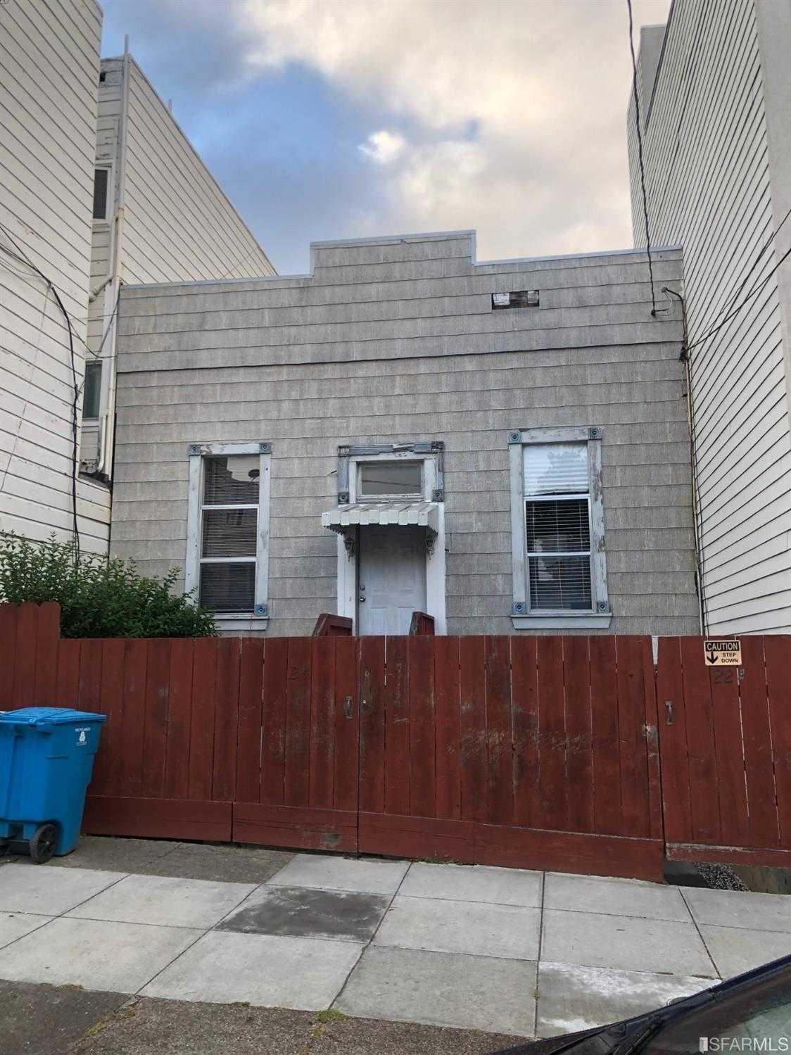 24 Elizabeth Street San Francisco, CA 94110