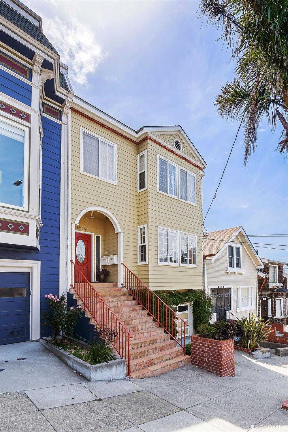 $1,495,000 - 3Br/3Ba -  for Sale in San Francisco