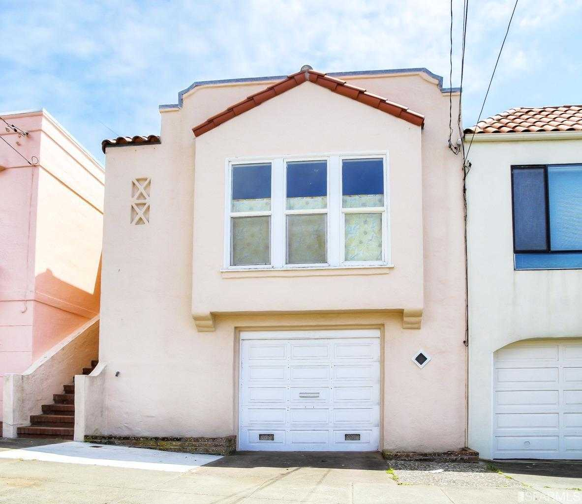 4021 Kirkham St San Francisco, CA 94122