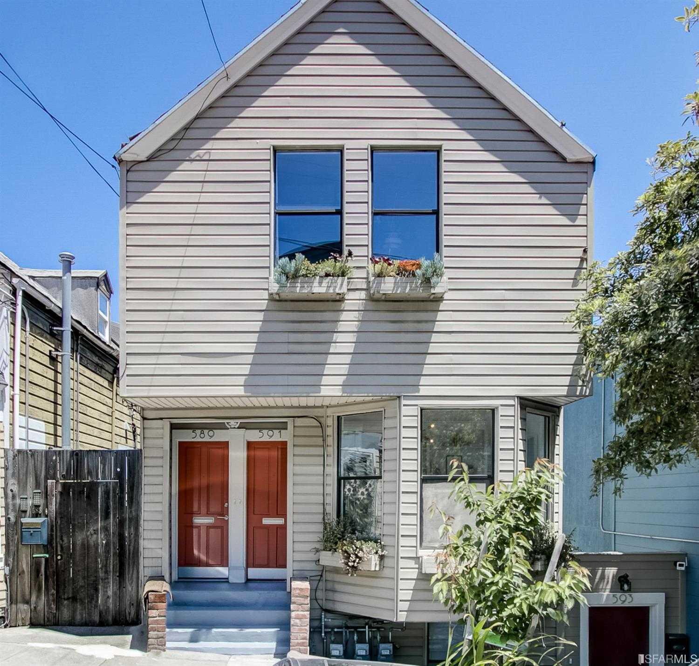 591 Missouri St San Francisco, CA 94107